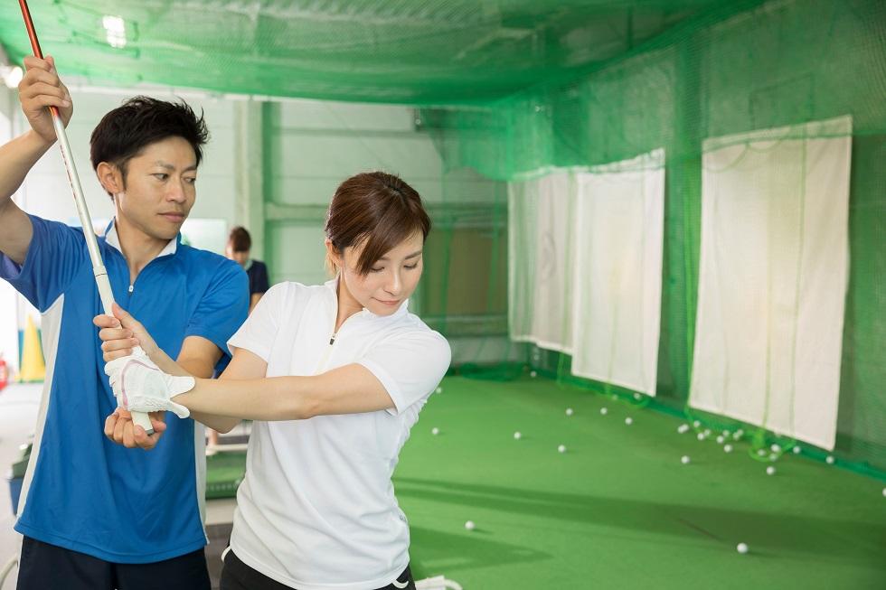 【ゴルフスクール】1,000円体験&0円キャンペーン実施中