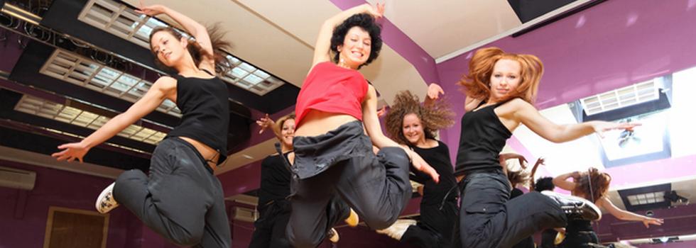 ダンスに関するスタジオプログラム